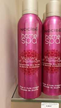 NOCIBÉ - Home spa myrstery of Hamman - Mousse de douche