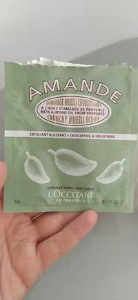 L'OCCITANE EN PROVENCE - Amande - Gommage Muesli croustillant