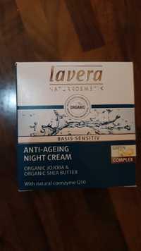 LAVERA - Basis sensitiv - Anti-ageing night cream