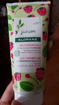 KLORANE - Junior - Gel douche 2-en-1