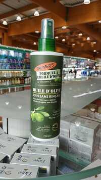 PALMER'S - Huile d'olive - Démêlant hydratant