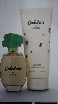 Cabotine de Grès - Lait parfumé pour le corps - Eau de toilette