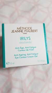 Méthode Jeanne Piaubert - Irilys - Anti-âge anti-fatigue contour de l'oeil