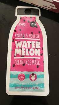 Primark - Water Melon - Masque crémeux à la pastèque