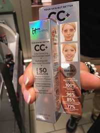IT COSMETICS - Your skin but better CC+ - Crème correctrice
