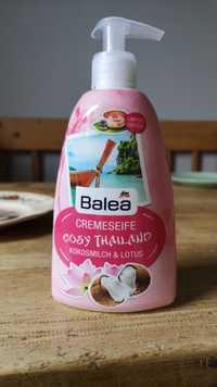 Balea - Kokosmilch & Lotus - Cremeseife