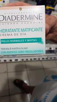 DIADERMINE - Hidratante matificante - Crema de dia