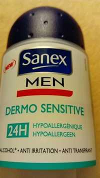 SANEX - Men Dermo Sensitive - Anti-transpirant 24h