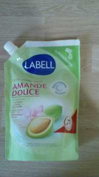 LABELL - Crème lavante mains amande douce