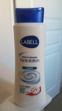 LABELL - Bain & douche hydratation
