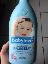 DM - Babylove wohltuendes pflegebadzur milden reinigung