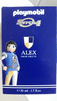 Playmobil - Alex - Eau de toilette