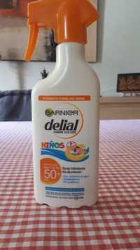 Garnier - Ninos ambre solaire - Spray hidratante FPS 50+