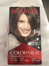 REVLON - Colorsilk 51 châtain clair