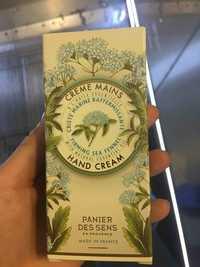 PANIER DES SENS - Crème mains