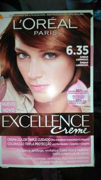 L'Oréal - Excellence crème 6.35 ambar luminoso