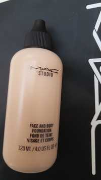 MAC - Fond de teint visage et corps