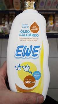 Ewe - Óleo calcáreo ewe aceite almendras