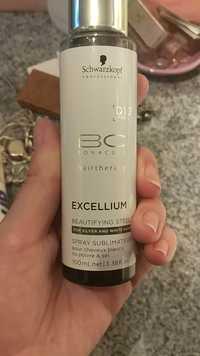 Schwarzkopf - BC Excellium - Spray sublimateur