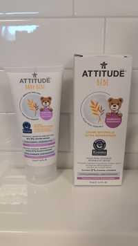 Attitude - Bébé - Crème naturelle ultra réparatrice