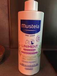 Mustela - Bébé enfant liniment  - Toilette du siège