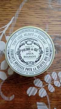 Bourjois - Poudre de riz de Java - Poudre illuminatrice universelle