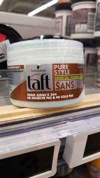 Schwarzkopf - Taft - Pure style crème gel