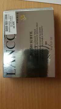 Lancôme - Blush subtil 031