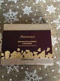 MARIONNAUD - Mini palette d'ombres à paupières