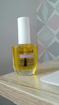 NOCIBÉ - Nourrir - Huile ongles et cuticules