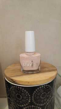 Maybelline New York - Super stay 7 days - Gel nail