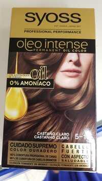 SYOSS - Olea intense - Permanent oil color 5-10 castanho claro