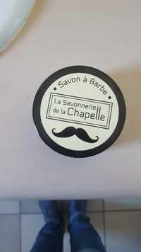 LA SAVONNERIE DE LA CHAPELLE - Savon à barbe