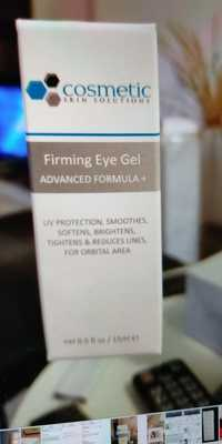 Cosmétic - Firming eye gel