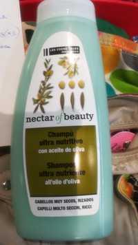 LES COSMÉTIQUES DESIGN PARIS - Nectar of beauty - Shampoo ultra nutriente