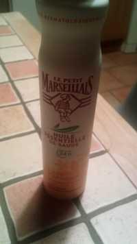 Le petit marseillais - Déodorant spray sauge - fleur d'oranger 24h