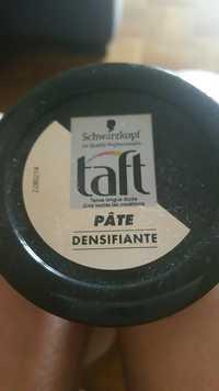 Schwarzkopf - Taft 5 - Pâte densifiante pour cheveux secs