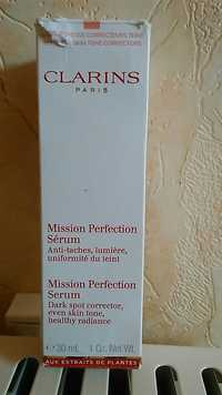 Clarins - Mission perfection sérum anti-tâches