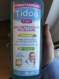 TIDOO - Eau nettoyante micellaire - Calendula