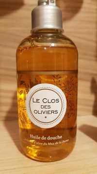 LE CLOS DES OLIVIERS - Huile de douche