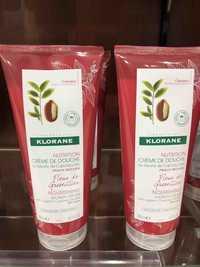 KLORANE - Nutrition Fleur de groseillier - Crème de douche