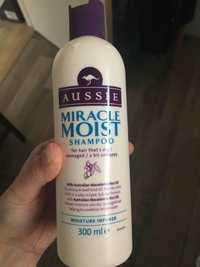 AUSSIE - Miracle moist shampoo