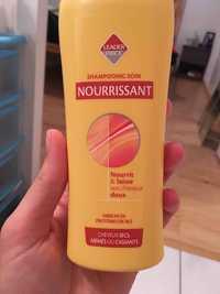 Leader Price - Shampooing soin nourrissant cheveux secs
