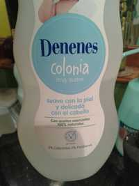 Denenes - Colonia - Muy suave