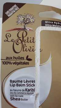 LE PETIT OLIVIER - Baume lèvres au beurre de karité
