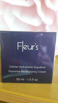 Fleur's - Crème hydratante suprême