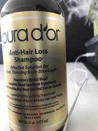 PURA D'OR - Anti-hair loss shampoo