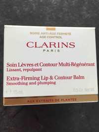 Clarins - Soin lèvres et contour multi-régénérant