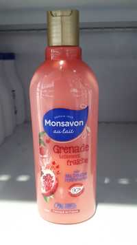 Monsavon - Grenade tellement fraîche - Ma douche hydratante