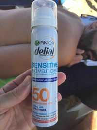 GARNIER - Delial ambre solaire - Bruma facial hidratante SPF 50